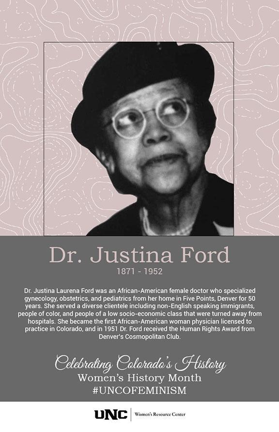 Dr. Justina Ford