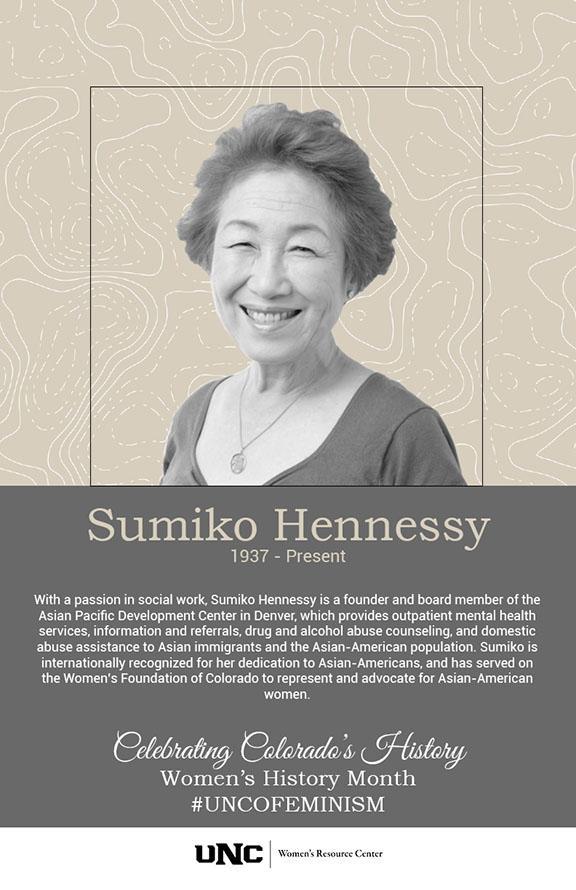 Sumiko Hennessy