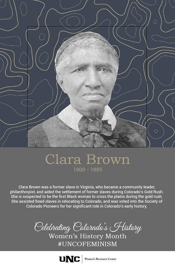 Clara Brown