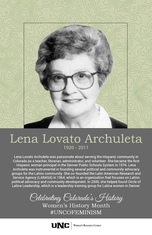 Lena Lovato Archuleta