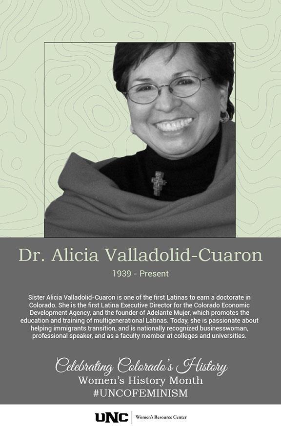 Dr. Alicia Valladolid-Cuaron