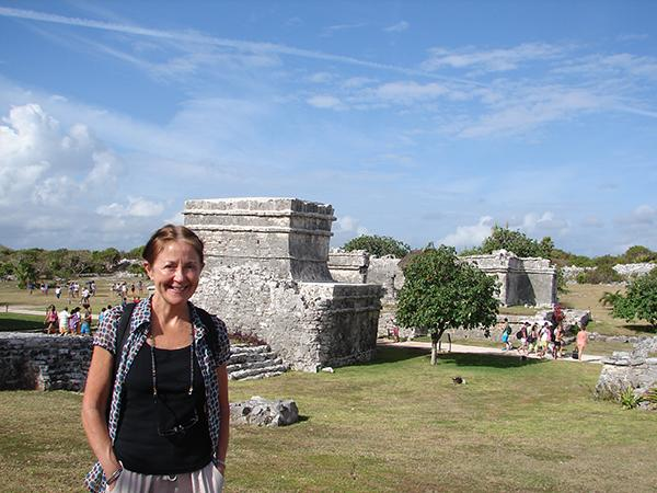 2015: Tulum (Mayan) Site; Quintana Roo, Mexico