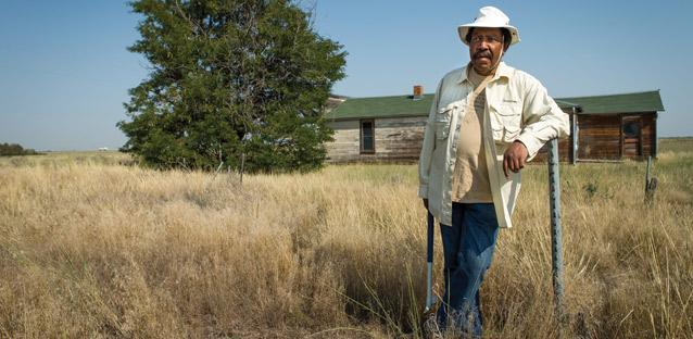 """Junne, whose research covers African-American culture and history across a broad swath of time, says the town of Dearfield got its name from Denver physician J. H. Westbrook who said the land and colony would become """"very dear to us."""""""