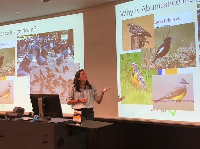 "Cameron Kennedy, Evolutionary Biology & Ecology: ""The Effect of Urban Landscapes on Grassland Bird Species Diversity and Richness in a Rapidly Urbanizing Area"""