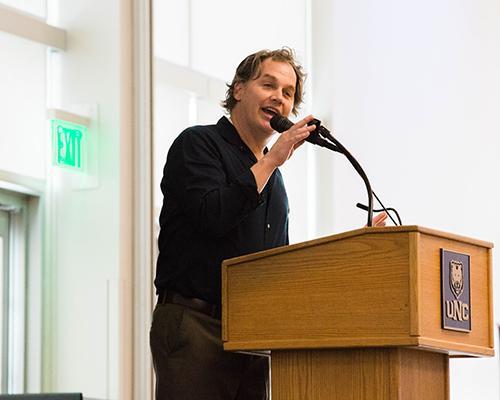 2016 HSS Honors Convocation Keynote Speaker, Dr. Robert Weis
