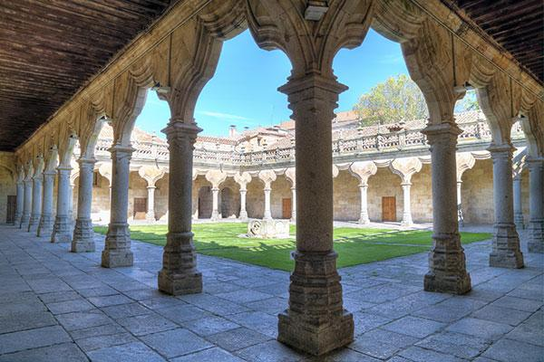 "The University of Salamanca is the oldest founded university in Spain and the second oldest European university in continuous operations. The formal title of ""University"" was granted by King Alfonso X in 1164 and recognized by Pope Alexander IV in 1165."