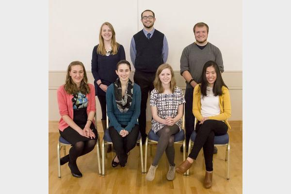 Student scholars from Mathematical Sciences