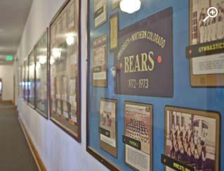 Photo gallery in Gunter Hall