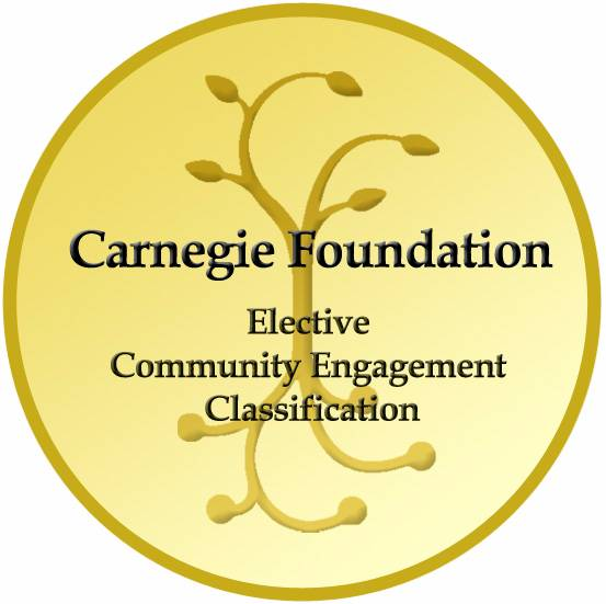 A picture of the Carnegie Foundation Seal