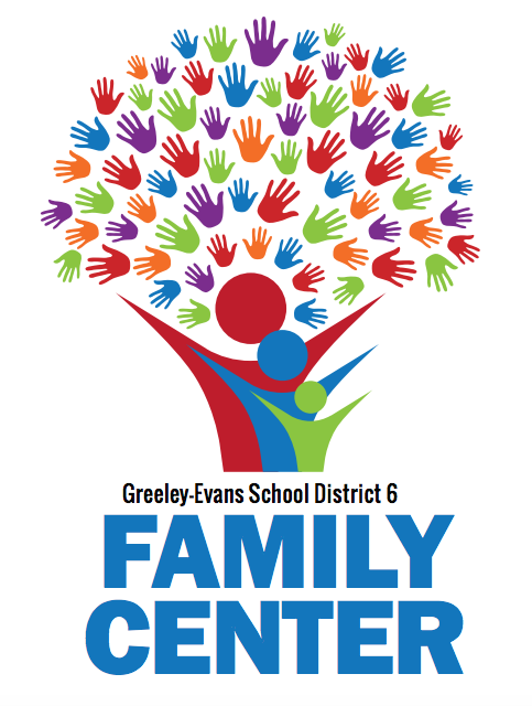 logo for family center district 6