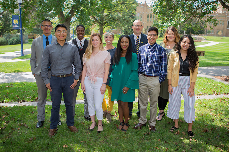 Meet the Admissions Team at UNC