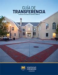 La guia de estudiantes de transferencia admitidos