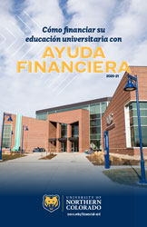 Financial Aid and Scholarship Guide cover