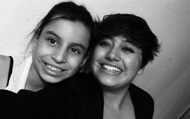 bianca and daughter