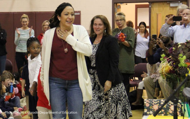 Christina Randle Photo Credit Colorado Department of Education