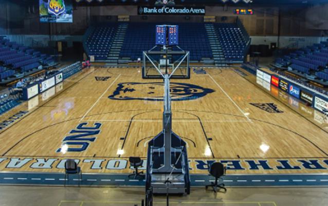 Bank of Colorado Arena