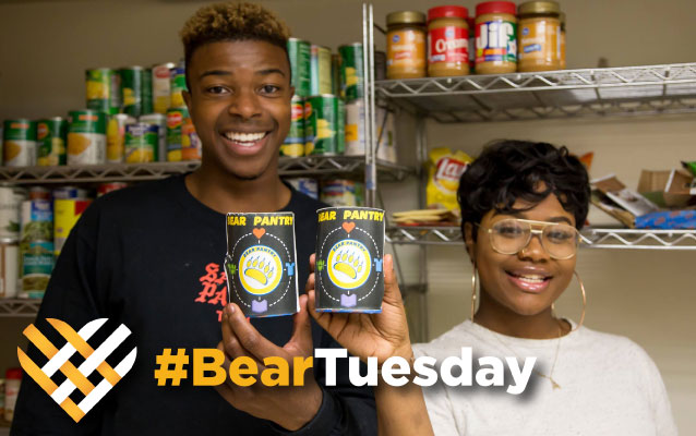 Support Bear Pantry on Bear Tuesday