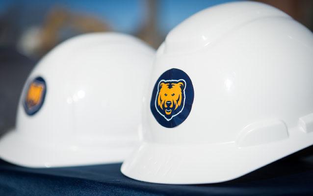 UNC Bears Hard Hat