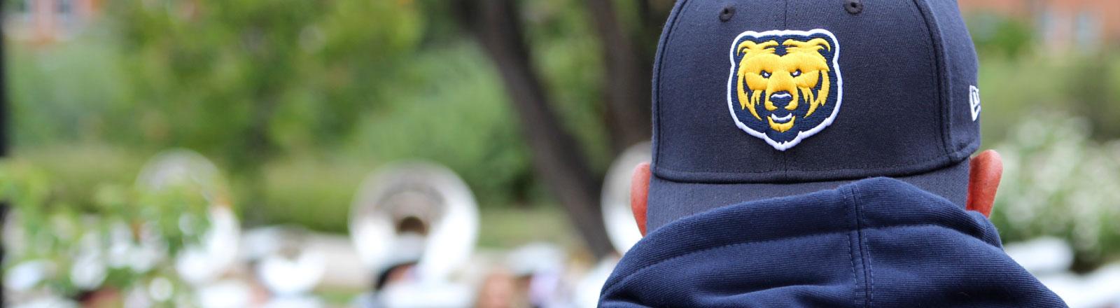 UNC Bear Hat