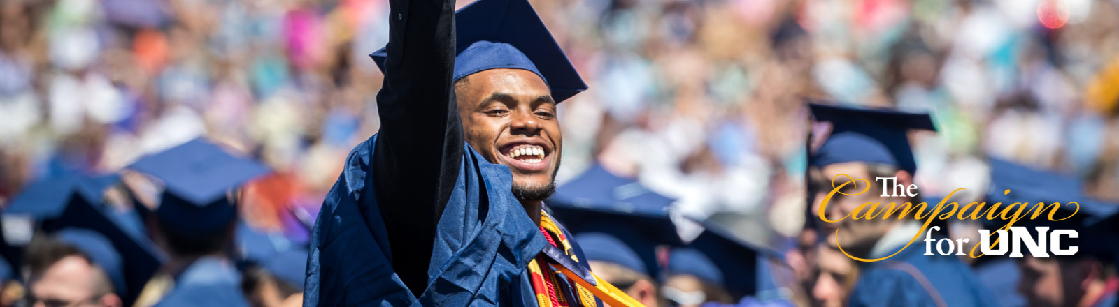 Spring Commencement | Campaign for UNC