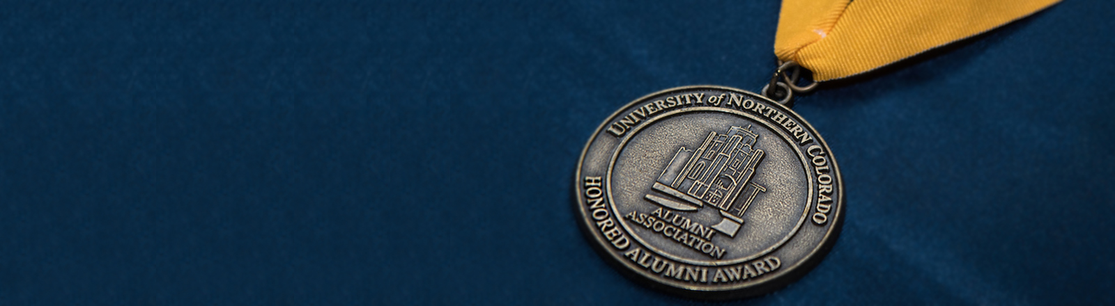 Honored Alumni Medallion
