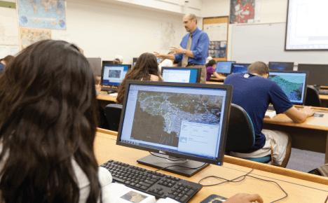 Geography & GIS Alumni