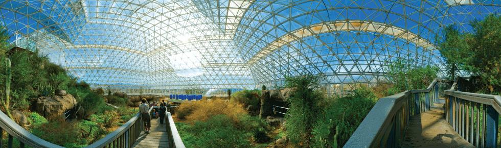 Biosphere 2 in Tucson
