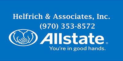 Allstate Sue Helfrich Logo