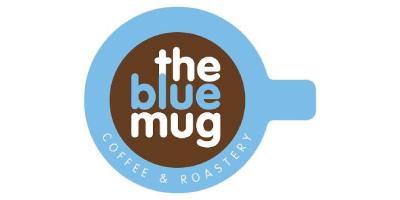 Blue Mug Logo