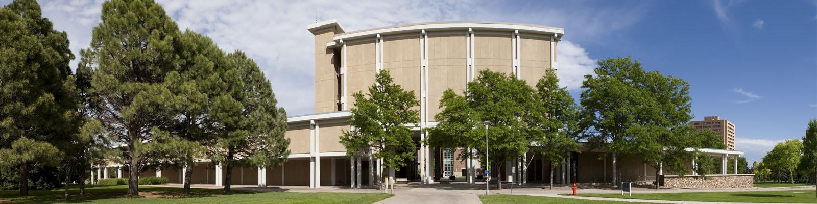 McKee Hall on UNC Campus