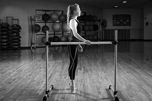 Group Fit Barre