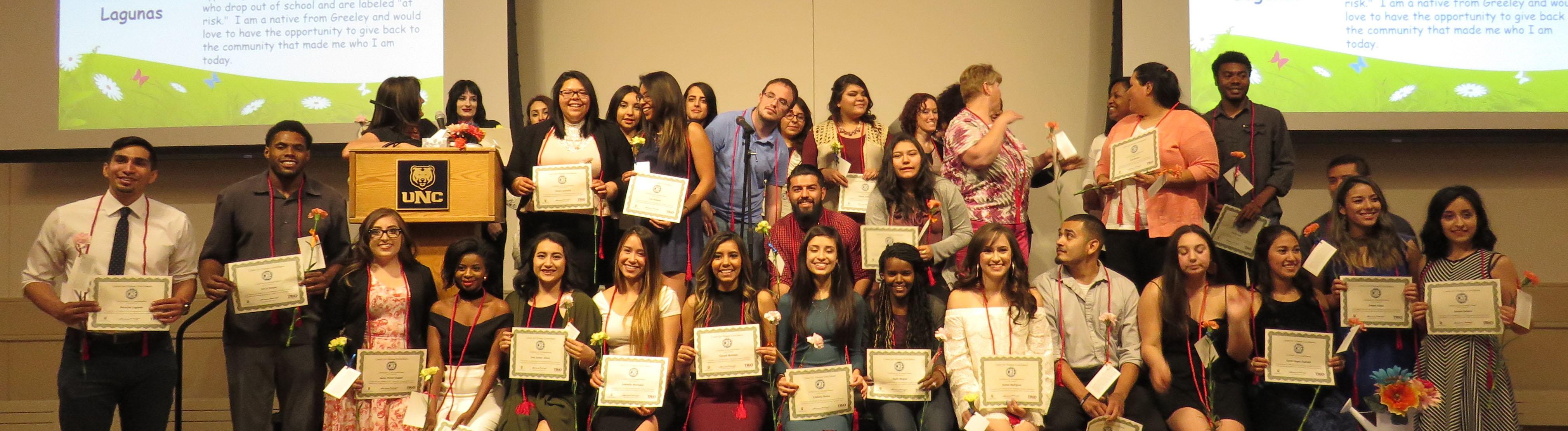 CHE graduates