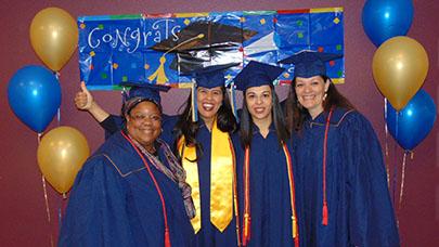 Transfer Graduates