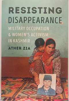 Resisting Disappearance Book Cover