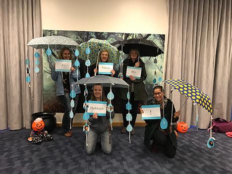 Spooktacular Group Winners