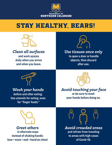 Tips for staying healthy