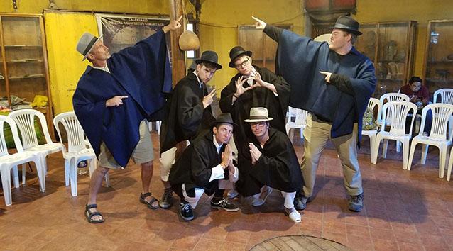 Poncho Boyz