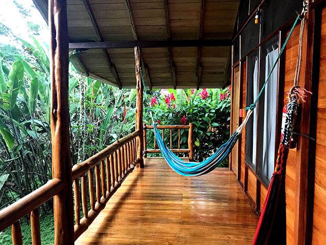 At GAIA Amazon Lodge