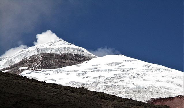 Cotopaxi Glaciers