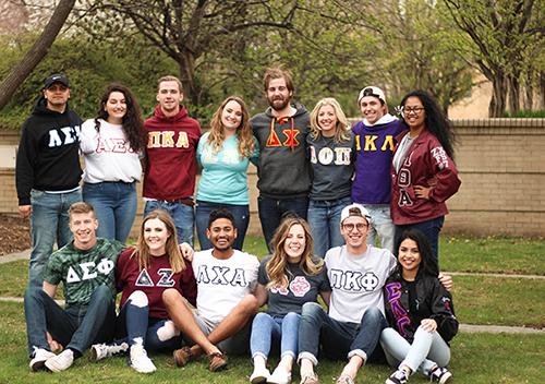 fraternities and sororities fraternities/sororities