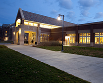 Holmes Dinning Hall