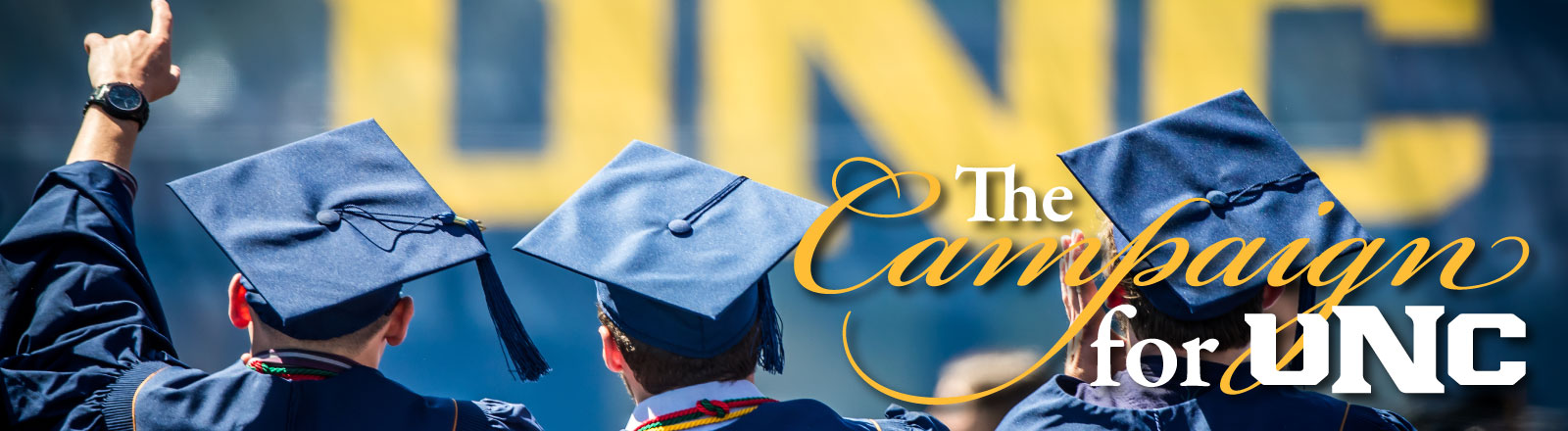 Commencement | Campaign for UNC