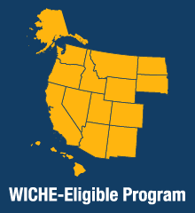 WICHE-eligible program