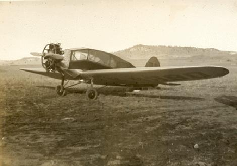 airplanes 20th century colorado doing history keeping