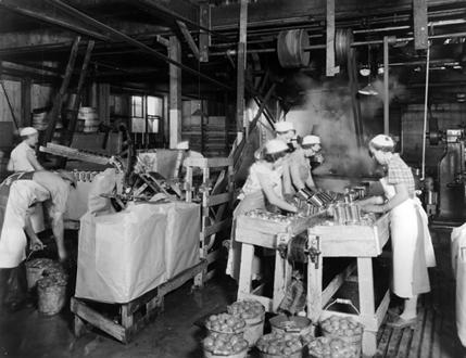 A Delta Canning Factory (1935)