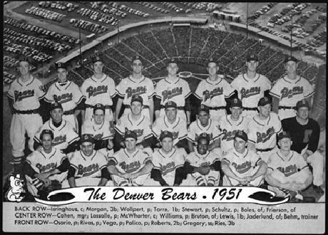 The Denver Bears (1951)