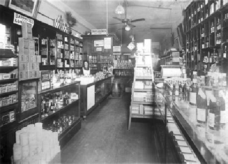A Pueblo General Store (1910)