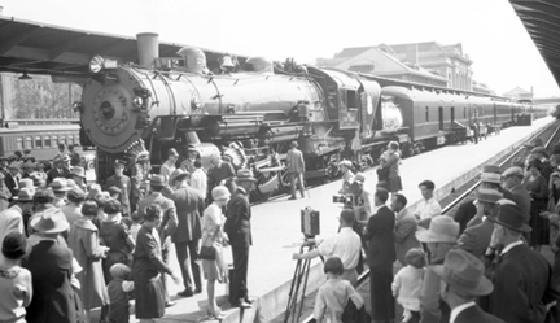A New Locomotive (1927)