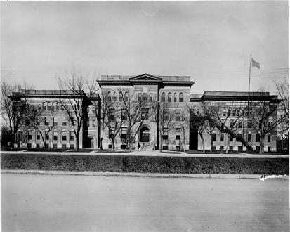 Centennial High School In Pueblo