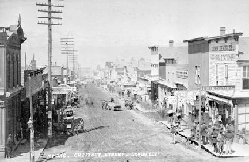 Chestnut Street- 1890's